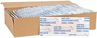 "American White Cross 28855 Adhesive Bandages, Sheer Strips, 1"" x 3"", Case of 1500"