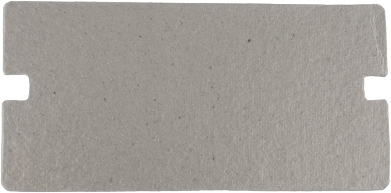 ZZSSHENG ZSHENG DE71-00159A Cubierta DE MICROONDABLE Mica Stray FIT para Samsung Model Serie (5 Piezas) - 11.5 □ 5.6cm