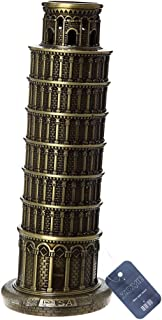 ZOVIE Leaning Tower Of Pisa Statue Decor