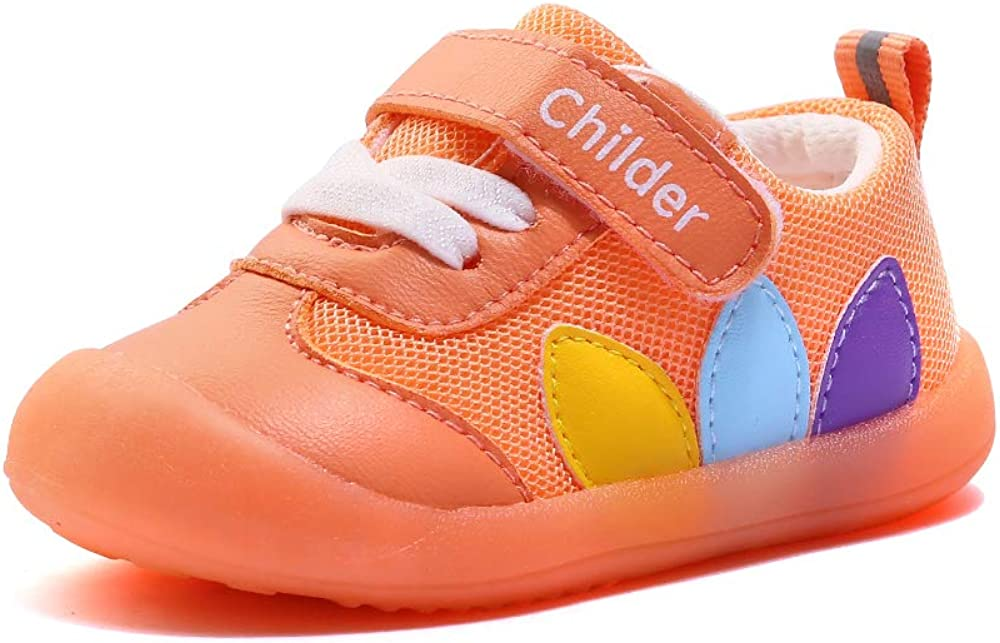 Kuner Low price Baby Girls Boys Cotton Non-Slip Brand new Sole Sne Rubber Breathable