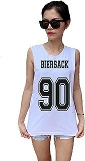 Ladies Andy Biersack DOB Tank-Top Vest Singlet Sleeveless T-Shirt Womens Girls