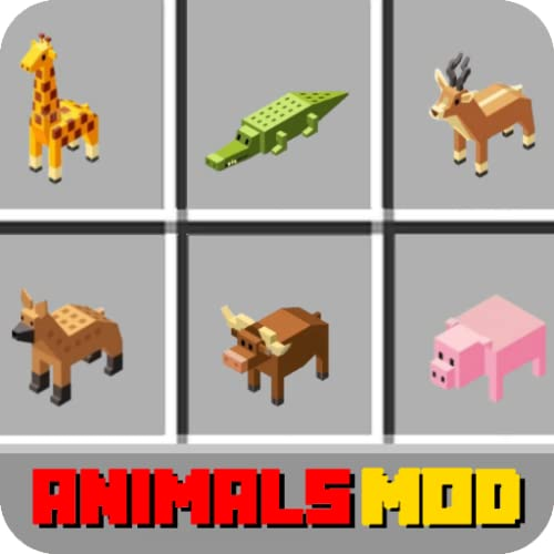 Animals Mod