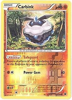 Pokemon - Carbink (50/124) - XY Fates Collide - Reverse Holo