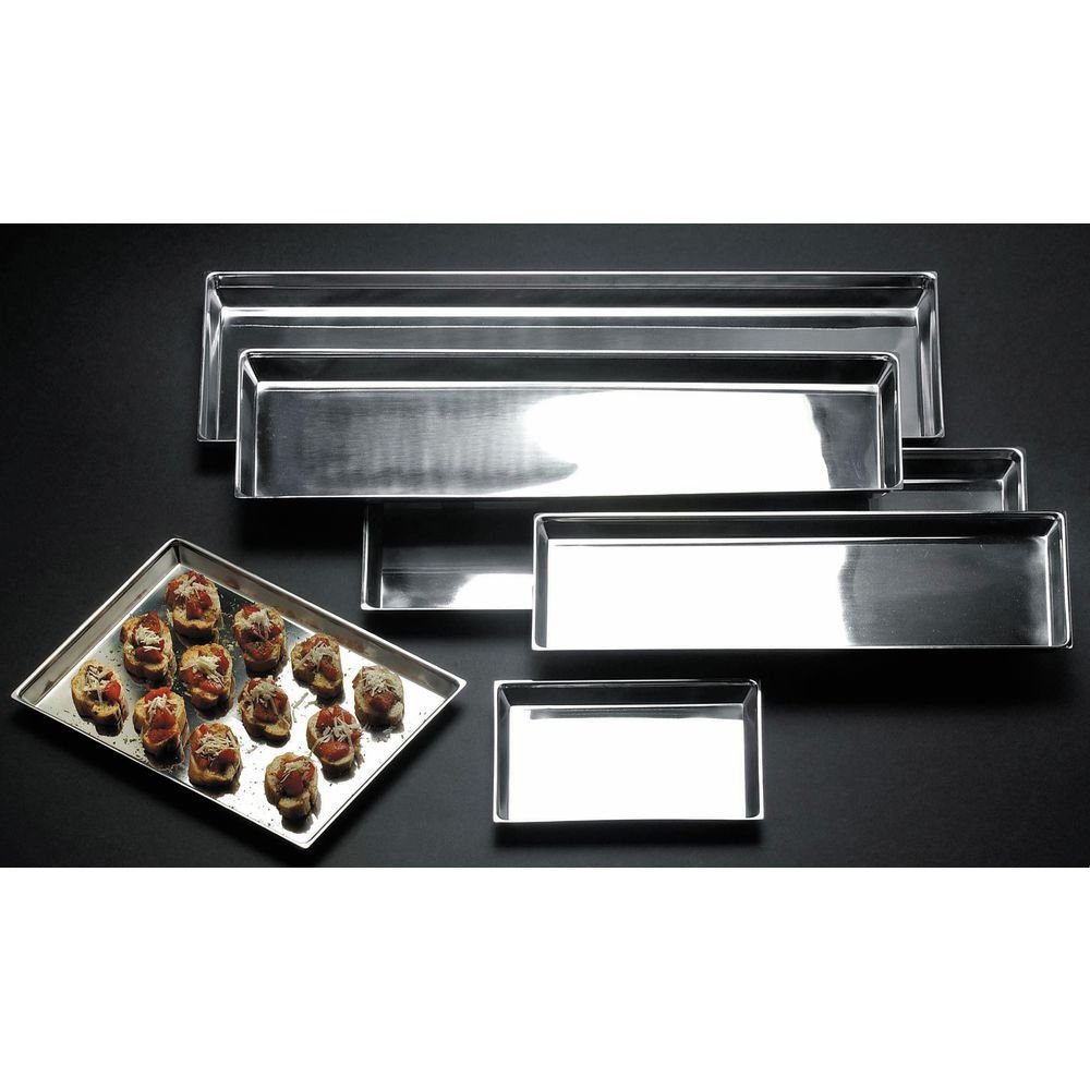 Stainless Steel Serving Tray Free shipping 22 4 5
