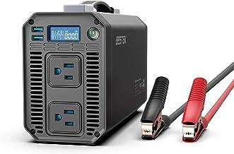 BESTEK 1200W Power Inverter DC 12V to 110V AC Converter with Digital LCD Display 4.2A..