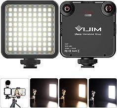 Video Licht LED Videolicht Eingebaute 3000mAh Lithium-Batterie Dimmbare Flächenlicht..