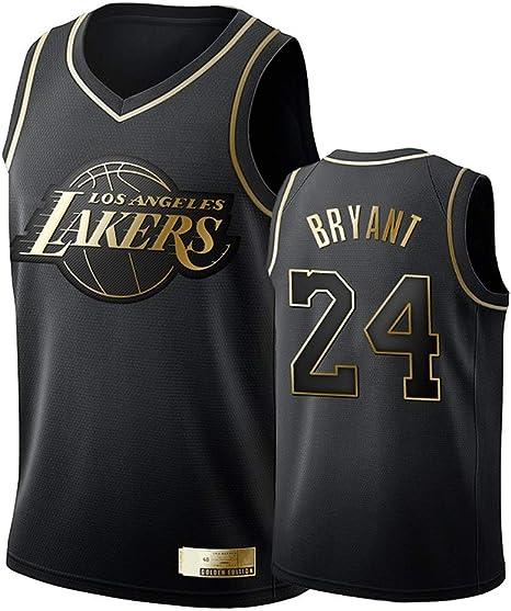 XYHS Camiseta de Baloncesto para Hombre-Kobe Bryant- Camiseta ...