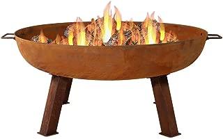 goldens cast iron fire pit