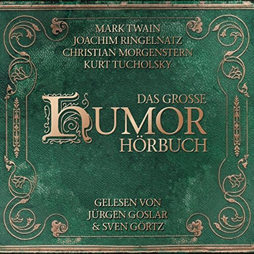 Das grosse Humor Hörbuch audiobook cover art