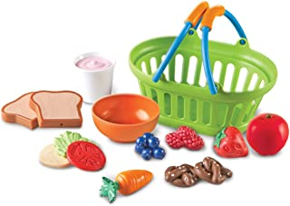 Learning Resources New Sprouts Healthy Lunch Play Food Set, 15 Pieces, Ages 2+