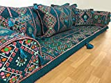 Orient Orientalische Sitzecke,Bodenkissen,Orientalische Sitzgruppe, Sitzecke,Yogakissen,Orientalisches Sofa,Sitzkissen