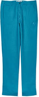 Cuerpo Straight Tuxedo Trousers for Men