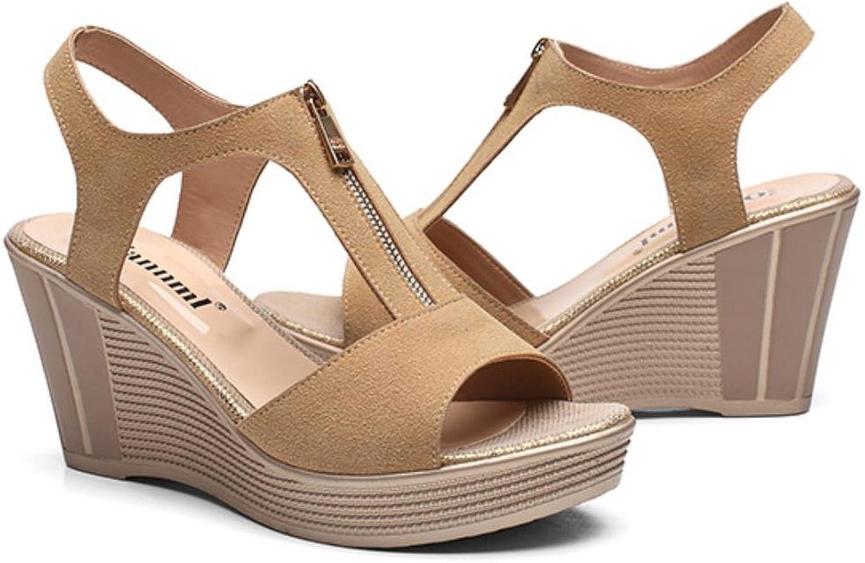 Women Sandals Platform Women shoes Wedges Sandals Open Toe Summer Sandals