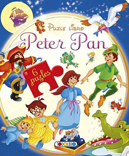 Peter Pan: 1 (Puzle libro)