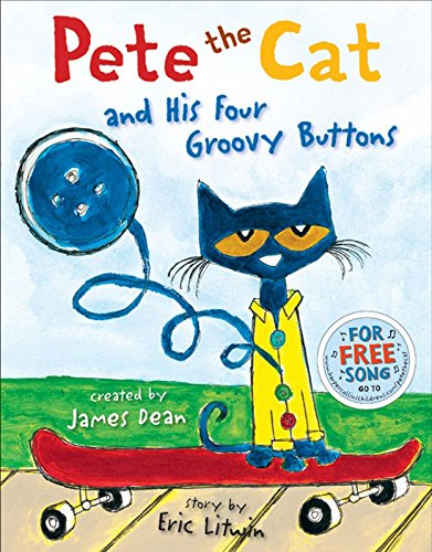 Pete the Cat and His Four Groovy Buttons Georgia