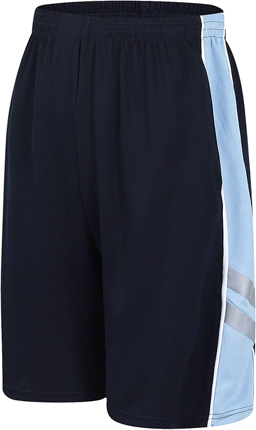 urbciety Men's 12'' Athletic Gym Basketball Running Long Max 48% OFF Shorts Albuquerque Mall