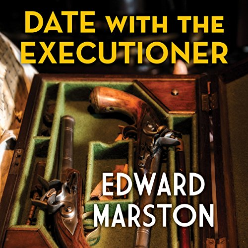Date with the Executioner audiobook cover art