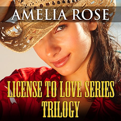 License to Love Series: Trilogy                   By:                                                                                                                                 Amelia Rose                               Narrated by:                                                                                                                                 Laurence D. Yaklin                      Length: 6 hrs and 4 mins     1 rating     Overall 5.0