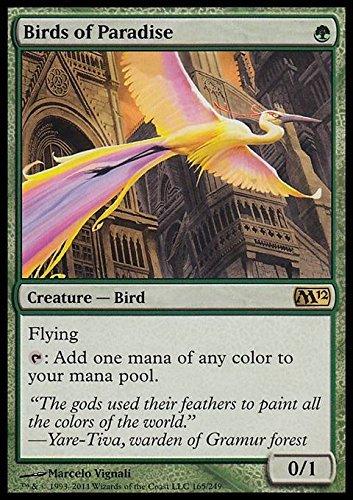 Magic: the Gathering - Birds of Paradise - Magic 2012