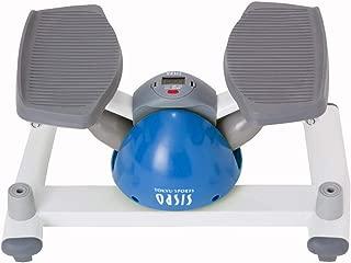 【Amazon限定ブランド】オアシス+ING(オアシスプラスアイエヌジー) ツイストステッパー SP-100 ブルー