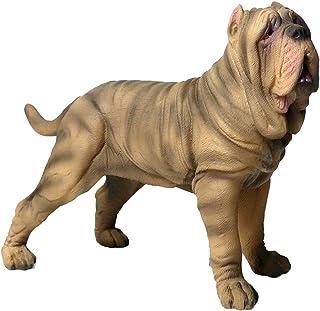 JOKFEICE Animals Figure - Realistic Neapolitan Mastiff Dog Figurines - Early Educational Toys Science Project Christmas Bi...