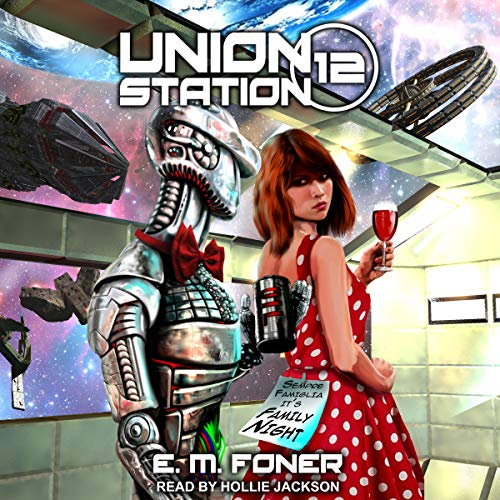 Family Night on Union Station cover art