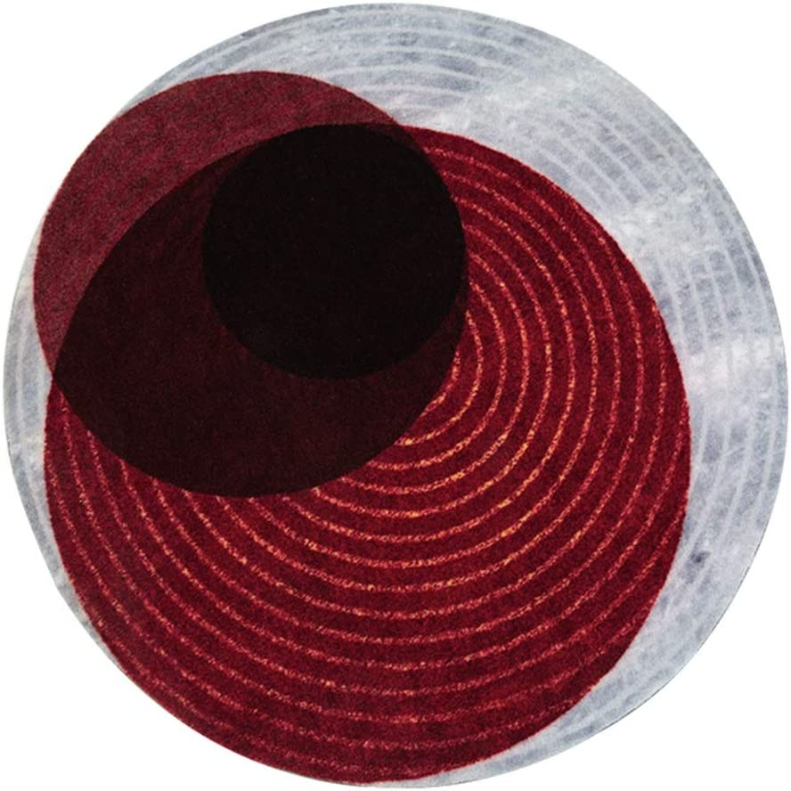 Ranking TOP7 JIAYING Area Rugs Non-Slip Floor Carpet Round Max 75% OFF Hom Soft