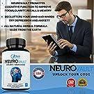 Nootropics | Brain Support Supplement | Focus Supplement | Enhance Mind IQ | Cerebral X Natural Brain Boost by Oasis Herbals | NeuroVault Memory, Focus, Clarity, Mental Alertness 60 Veggie Capsules #2