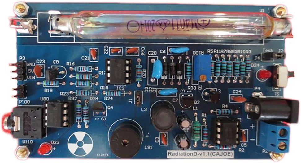 Portable Handle Geiger Counter 0.01 μSv Rad half Max 74% OFF h DIY Nuclear Kit