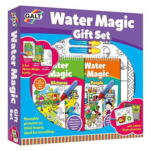 Galt Toys, Water Magic - Gift Set, Colouring Sets for Children, Ages 3...