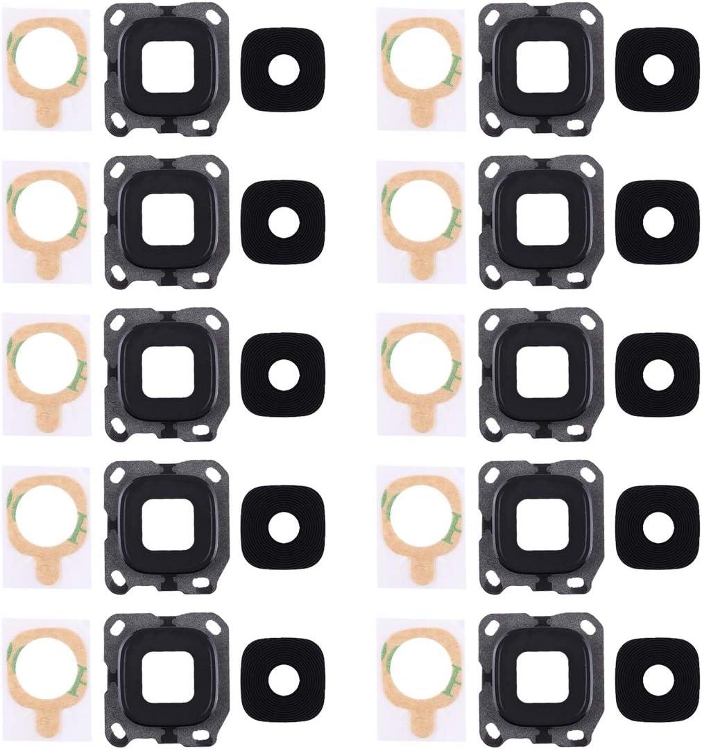 NO-LOGO Cell Phone Parts 10 PCS Back w Camera Bezel Popular shop is the lowest Sale SALE% OFF price challenge Lens Cover