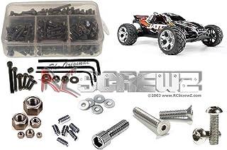 RC Screwz Traxxas Jato 3.3 Stainless Steel Screw Kit