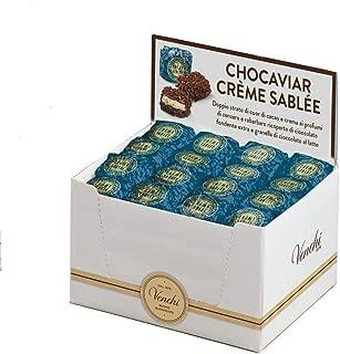 Venchi Confezione Chocaviar Creme Sablee, 1223 gr