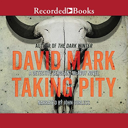 Taking Pity audiobook cover art