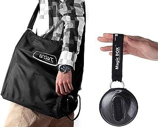 [Artiart] Fashion Reusable Folding Crossbody Shopping Bag