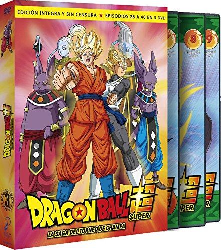Dragon Ball Super. Box 3. [DVD]