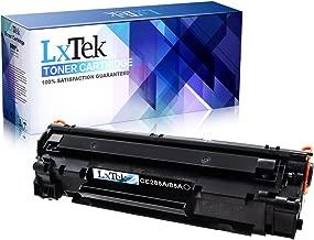 LxTek Compatible Toner Cartridge Replacement for HP 85A CE285A to use with LaserJet Pro P1102w, P1109w, P1102, P1109 Printer (1 Black)