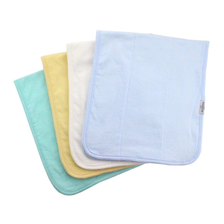 Sequoia Market Baby Burp Cloths for Pack Over Detroit Mall item handling ☆ Triple 4 Boy Girl or