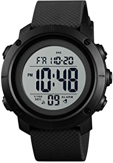 Boys Watch Digital Sports Waterproof Military Back Light Teenager Watch (Age for 11-15) 1428