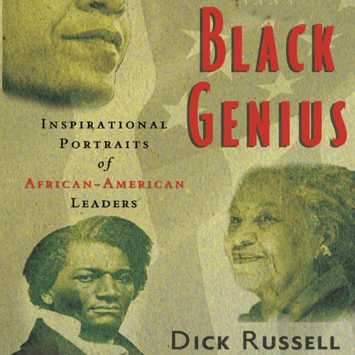 Black Genius audiobook cover art