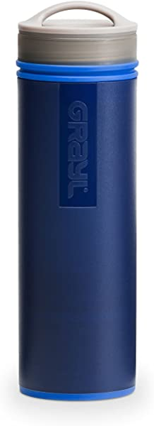 GRAYL Ultralight Water Purifier Filter Bottle