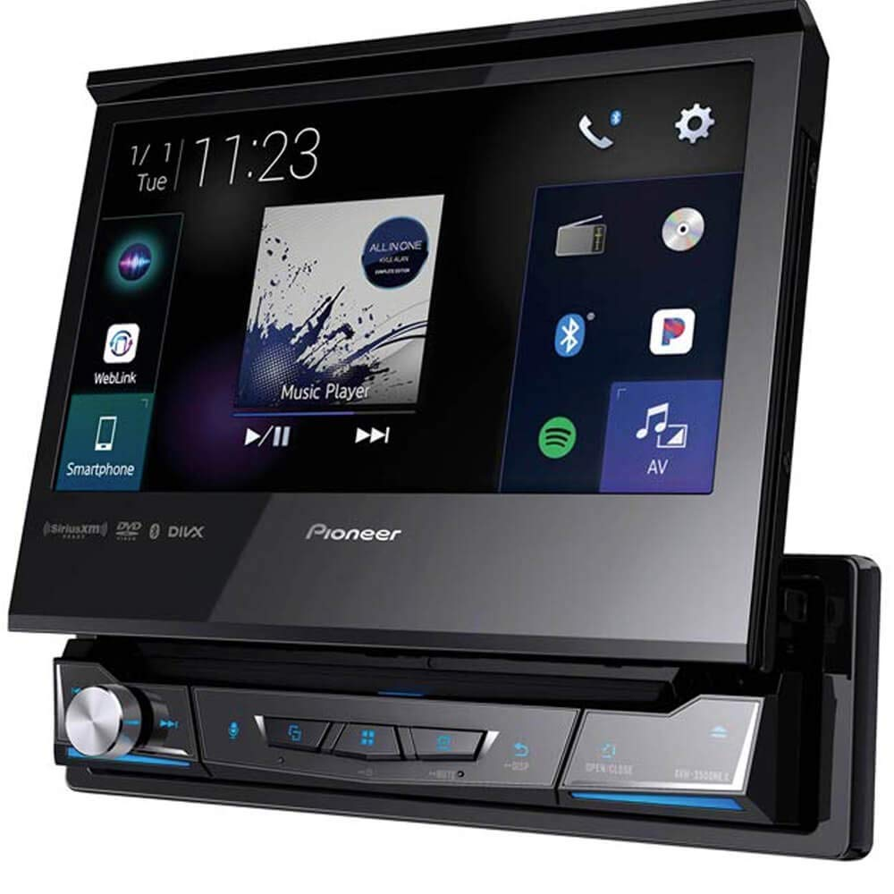 Pioneer AVH 3500NEX Receiver CarPlay Android