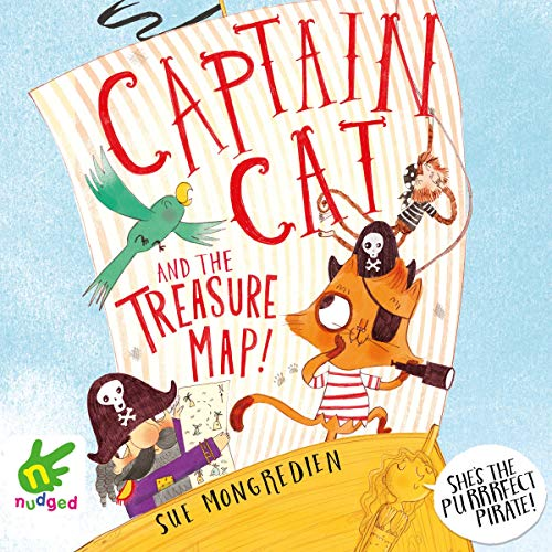 Captain Cat and the Treasure Map cover art
