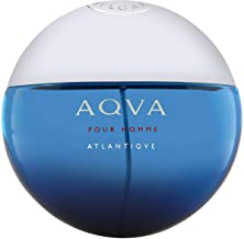 BVLGARI Aqva Atlantiqve Eau de Toilette Spray, 3.3 Ounce