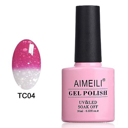 Gel Mood Changing Nail Polish: Amazon.com