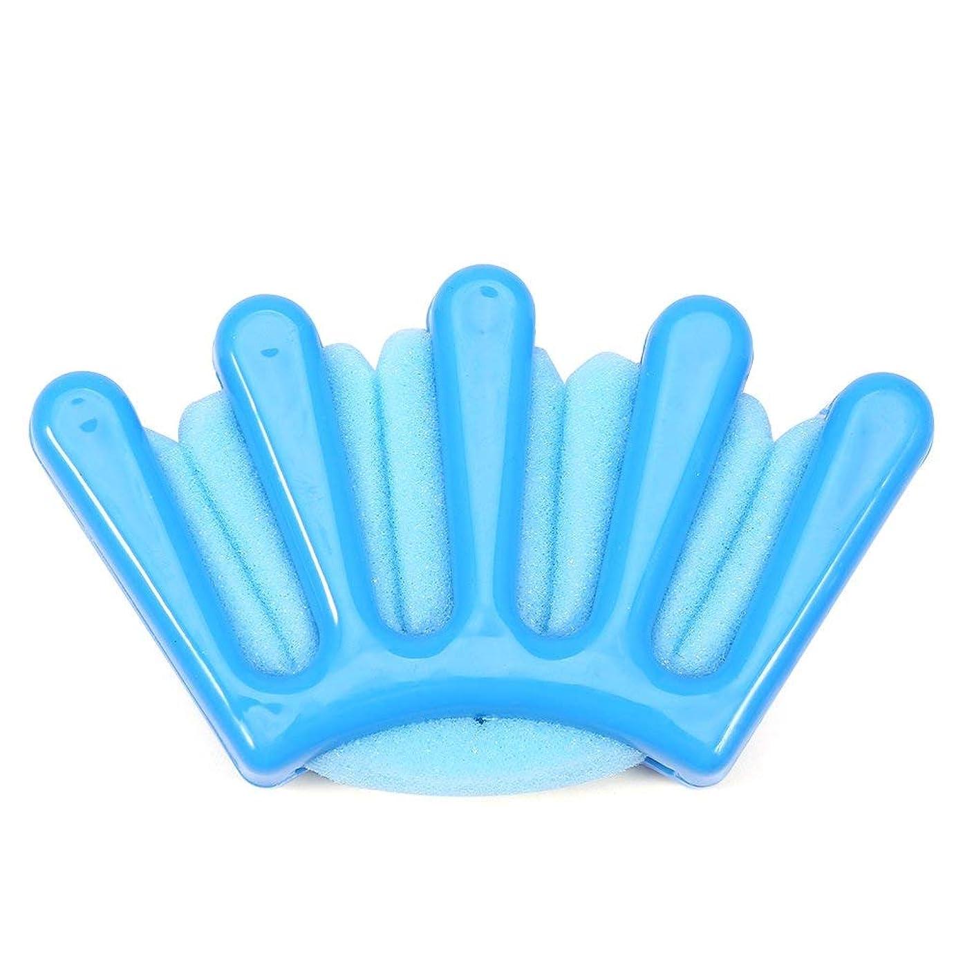 武器ハムローラーMercuryGo 2色ポータブルローラーヘアスタイリングツールDIY花嫁ヘアブレイダーツイストブレイドメーカー(レッド) (ブルー)