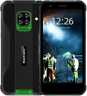 Android 11 Smartphone Libre, Blackview A70 Teléfono Móvil Octa-Core 3GB + 32GB Pantalla Waterdrop HD+ 6.517 '', Cámara Tri...