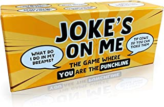 Joke's On Me - Criminally Offensive Party Card Game for Adults - Embarrass Your Friends - by Infinite Games