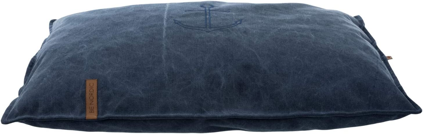 TRIXIE Föhr Max 55% OFF Be Nordic 110 × quality assurance Dark 80 Blue cm Dog