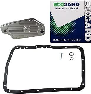 ECOGARD XT1236 Transmission Filter Kit for 1995-2006 Ford Ranger, 1995-2003 Explorer, 1989-1993 E-150 Econoline Club Wagon, 1983-1987 F-150, 1981-1989 F-250, 1981-1982 F-100